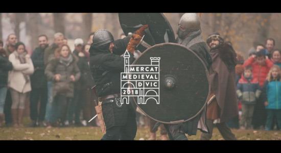 Mercat Medieval de Vic 18 – Promocional