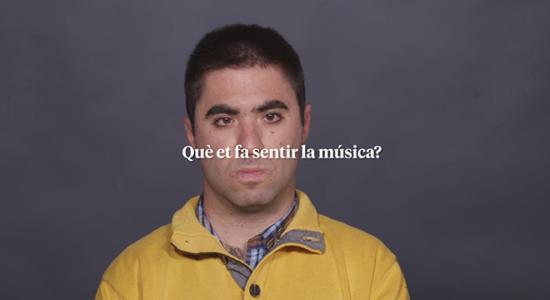 Fundació UdG – Musicoteràpia -Promocional