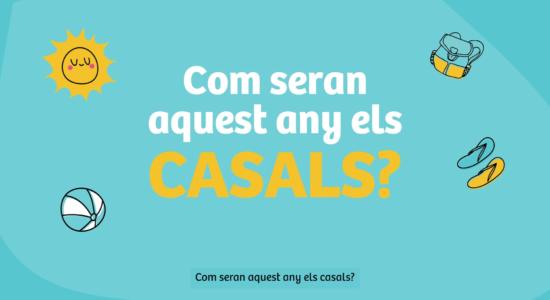Casals estiu Girona