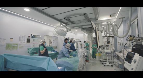 Hospital Trueta – Vídeos MIR