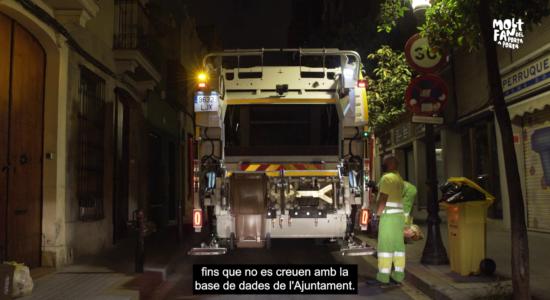 Recollida Selectiva Sant Andreu – Aj Bcn